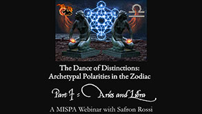 The Dance of Distinctions: Archetypal Polarities in the Zodiac Part 1: Aries Libra