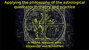 The astrological quadrants in theory and practice