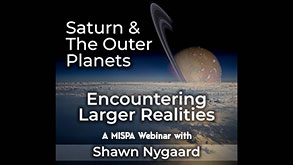 Saturn and the Outer Planets - Encountering Larger Realities